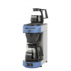 M-Line | Koffiezetapparaat | 2 x Glazen Kan | Handwatervulling | M100 Glazenkan Apparatuur