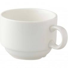 Kop 17,5 cl Koffie Stapelbaar Ivoor Royal Ivory Palmer Royal Ivory