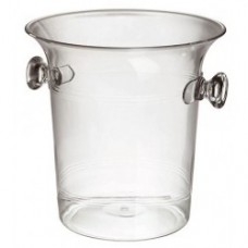 Transparante Wijnkoeler | Ø 21 cm. Wijnkoelers