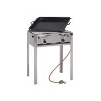 Grill Master Maxi Gasbarbecue Bakplaat en Rooster Bestseller