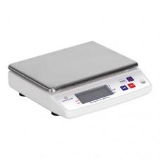 Elektronische Weegschaal tot 10 kilo | 1 gram Nauwkeurig | Batterijen Weegschalen