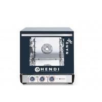 Heteluchtoven met Luchtbevochtiger NANO | 4 trays 450x340 mm | 3.2kW | 230V Heteluchtovens