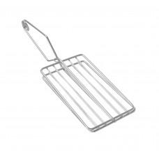 Tostiklem | RVS | 100 x 340 mm. | NIEUW Broodroosters & Tosti App.