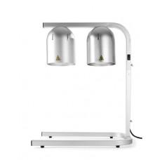 Warmhoudbrug Infrarood 2 Warmtelampen 2 x 250W Warmhoudlampen