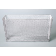 IronChef Frituurfilter RVS | 34 x 16 x H17 cm. | 40% Besparing op Vet Friteuses