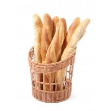 Baguette Stokbroodmand | Polypropyleen | 305x320x(h)350 mm. Broodmanden