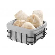 Broodmand met Zak Vierkant | 190x190x(h)100mm Broodmanden
