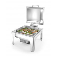 Chafing Dish Profi Line | Mat RVS | GN 2/3 | 6 Liter Chafing Dishes