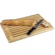 Broodplank met Uitneembaar Houten Raster  Snijplanken