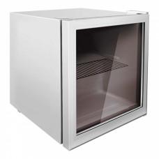 Exquisit Koelkast met Glazen Deur 50 Liter Koelkasten