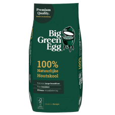 Big Green Egg Houtskool zak 4.5 kg Big Green Egg Accessoires