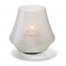 Hollowick Conische Lamp Transparant Glas | 5 X 9 cm. | 12 stuks Hollowick Theelicht