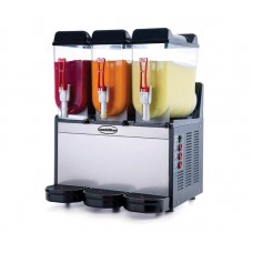 Slush Puppy Machine | 3 x 12 Liter | B590xD530xH780mm. Drank Dispensers