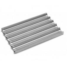 Aluminium Bakplaat voor 5 Stokbroden 600x400mm Accessoires