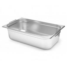 Budget Line Gastronorm Bak met Handgrepen GN1/1 - 65 mm diep GN Bakken Kitchen Line met Handgrepen