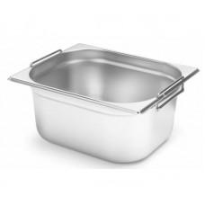 Budget Line Gastronorm Bak met Handgrepen GN1/2 - 150 mm diep GN Bakken Kitchen Line met Handgrepen