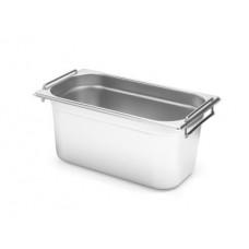 Budget Line Gastronorm Bak met Handgrepen GN1/3 - 150 mm diep GN Bakken Kitchen Line met Handgrepen