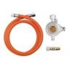 Gasaansluitset voor Paella Gas Brander 153160 Overige Pannen