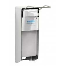 Bartscher Zeepdispenser voor Wandmontage Elleboogbediening | 0.9 Liter Zeepdispenser