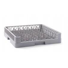 Vaatwaskorf voor Trays | 500 x 500 x H100 mm Vaatwaskorven