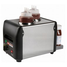 Chocolade Saus Verwarmer 2 x 1 Liter 340Watt Chocolade Warmers