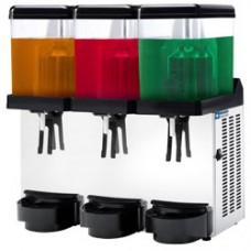 Diamond Koud Drank Dispenser met LED | 3 x 12 Liter | DD12/3T