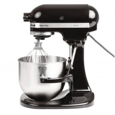 KitchenAid K5 Heavy Duty mixer zwart
