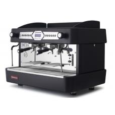 Diamond Amerikaanse Espressomachine  met 2 Groepen en Koppenwarmer 3.3kW Espressomachines