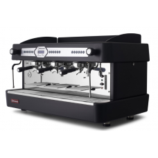 Diamond Automatische Espressomachine met Display met 3 Groepen en Koppenwarmer 4.6kW Espressomachines