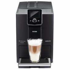 Nivona CafeRomatica 820 Volautomaat Espressomachine Icoon in Mat Zwart Bonen Automaten