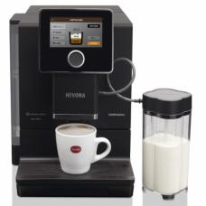 Nivona CafeRomatica 960 Espressomachine Cappuccino Zwart  Bonen Automaten