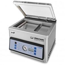 Multivac Vacuümachine P100 | Sealbalk 20.5 cm. | Kamer 29x20.5x 9cm. | 4 m³/h Vacuummachines