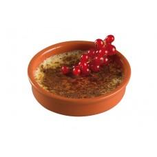 Crème Brulée Schaaltje Terracotta | Ø 12 cm. | Per 4 Overig Servies