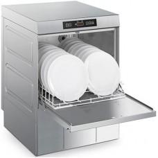 Smeg Vaatwasmachine Voorlader ECOLINE met Waterontharder 500x500mm Vaatwasmachines