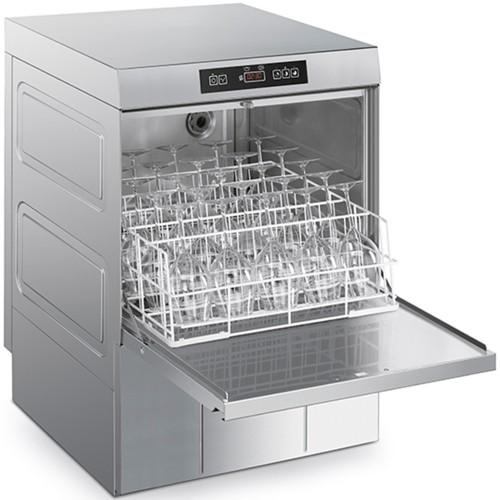 Smeg Vaatwasmachine Voorlader ECOLINE 500x500mm Vaatwasmachines