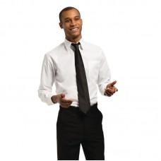Heren overhemd wit - Maat L Heren Overhemd