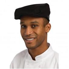 Chef Works stijlvolle pet zwart L Koksmutsen en Caps
