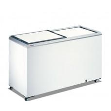 Caravell horeca vrieskist met kunststof schuifdeksel 368 liter IJsconservator