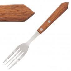 Steakvork hout heft Bistro Bestek