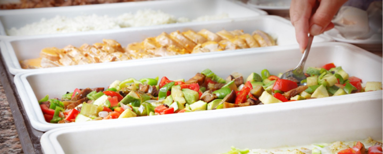 Gastronorm Bakken Porselein