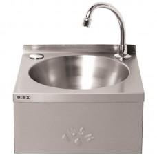 Basix RVS handsfree wasbak