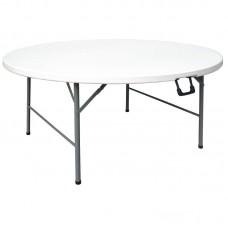 Bolero inklapbare ronde tafel 1,5(Ø)m Buffettafels