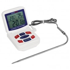 Hygiplas Digitale Oventhermometer 0°C tot +300°C Thermometers
