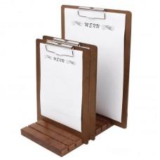 Olympia houten standaard voor klemborden CL174 en CL175 Menumappen