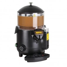 Warme Chocolademelk Dispenser | 5 Liter | +62°C tot +90°C Chocolade Warmers