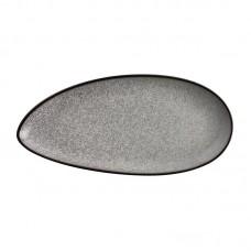 Olympia Mineral Bladvormig Bord 25,5 x 12 cm. Per 6 Olympia Mineral Nieuw