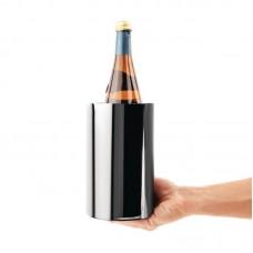 Olympia Wijnkoeler Zwart | Ø12 x H19.5 cm. Wijnkoelers