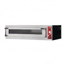 Gastro-M Pizzaoven met 1 Kamer Type Napels 6 Pizza's Pizzaovens