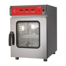 Gastro M Combi-Stoomoven 10 x GN1/1 | 400 Volt met Reinigingssysteem Heteluchtovens