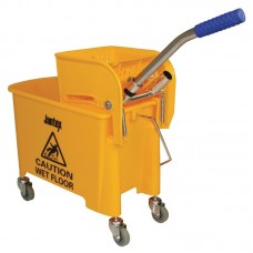 Jantex mopemmer met wringer geel Emmers Mop